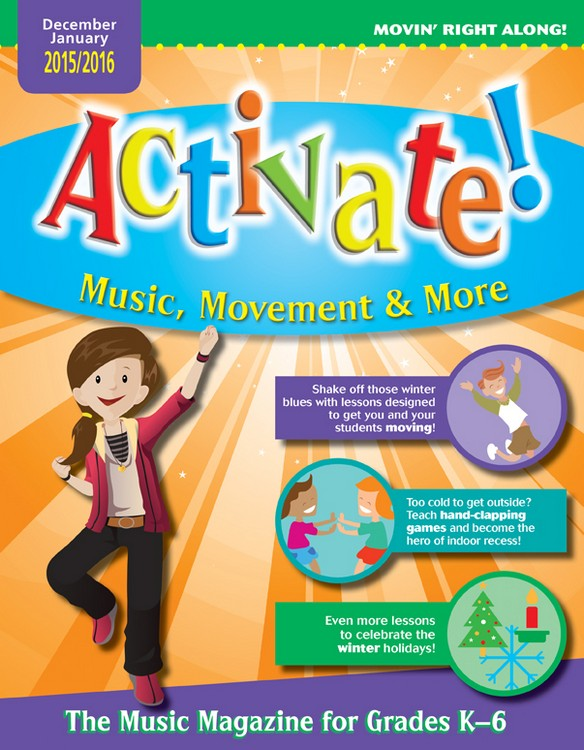 Activate! Dec 15/Jan 16