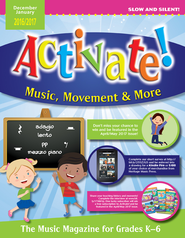 Activate! Dec 16/Jan 17