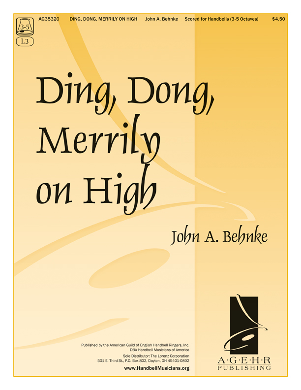 Ding, Dong, Merrily On High