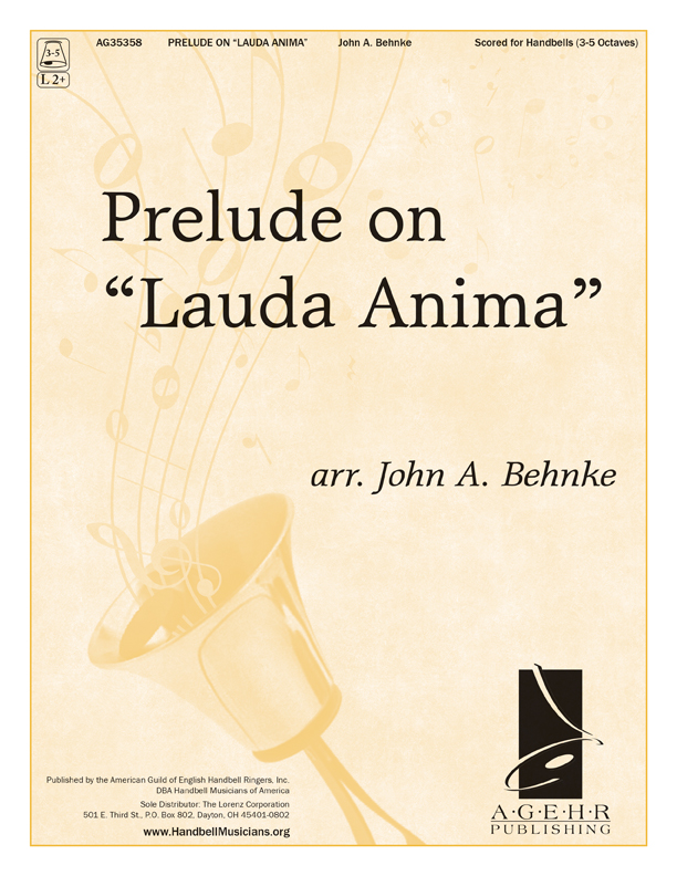 "Prelude on ""Lauda Anima"""