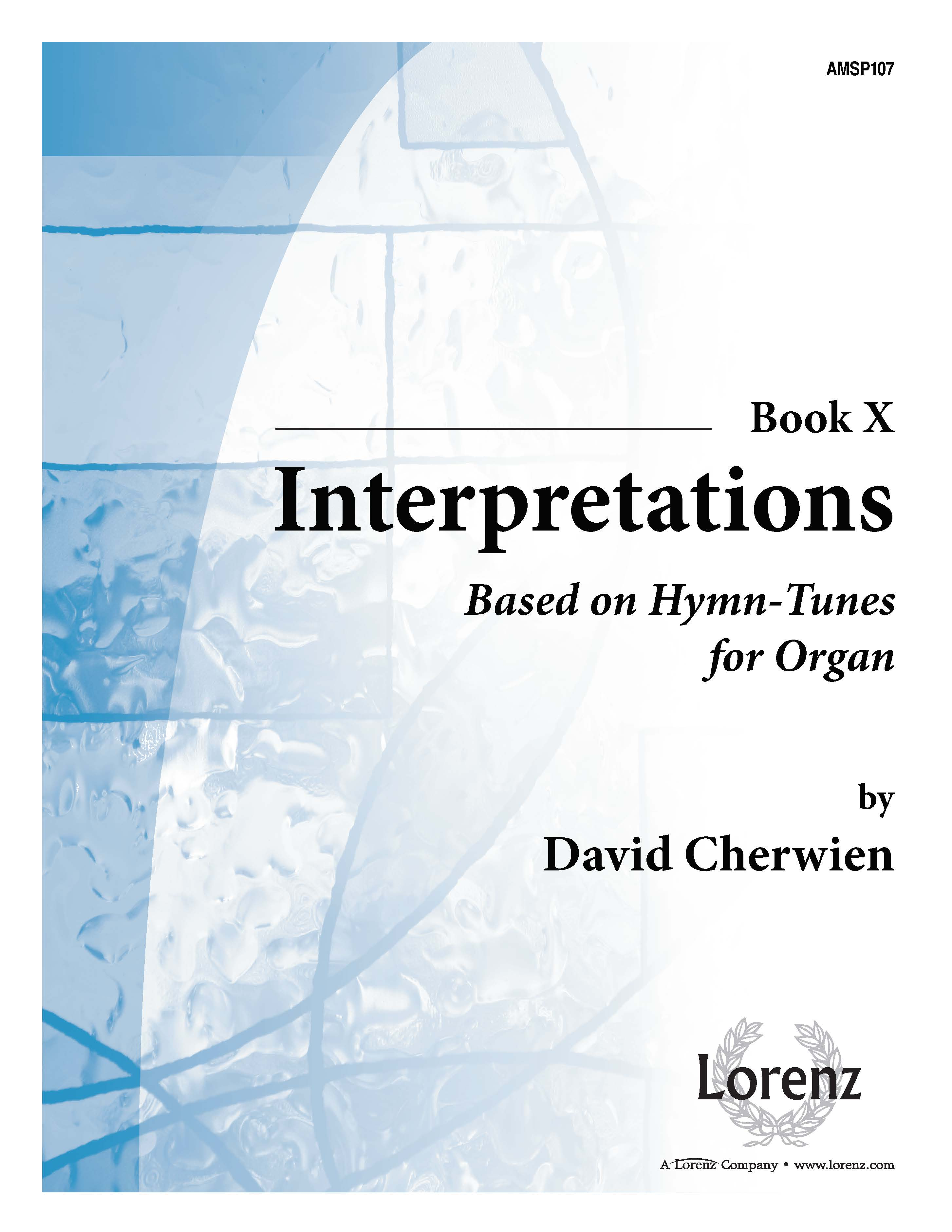 Interpretations, Book X
