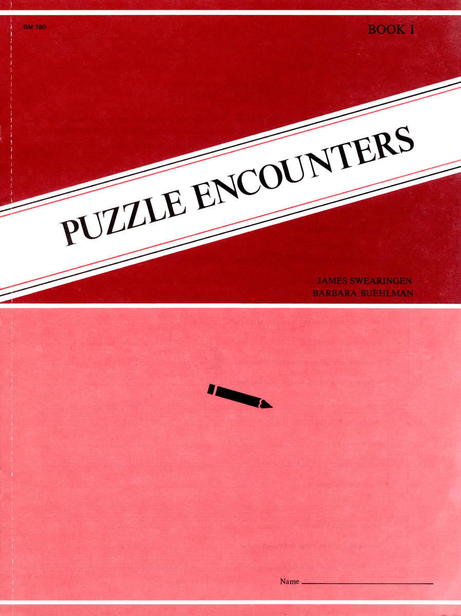 Band Encounters Book I Puzzle Encounters