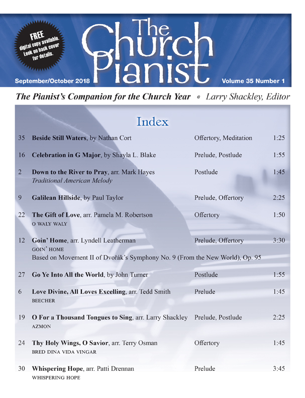 The Church Pianist Sept/Oct 2018 - Digital Delivery