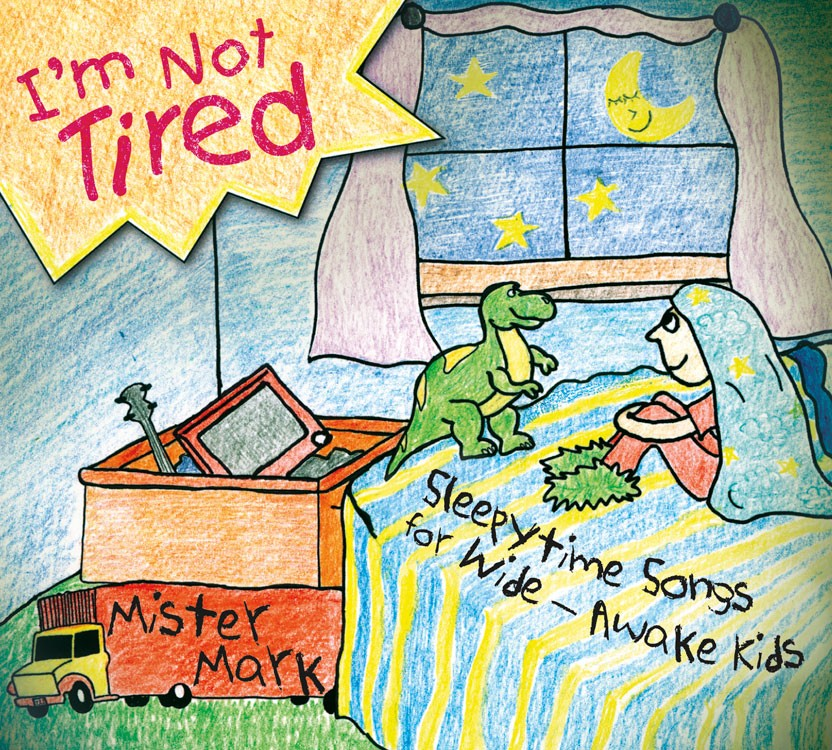 I'm Not Tired (Digital version)
