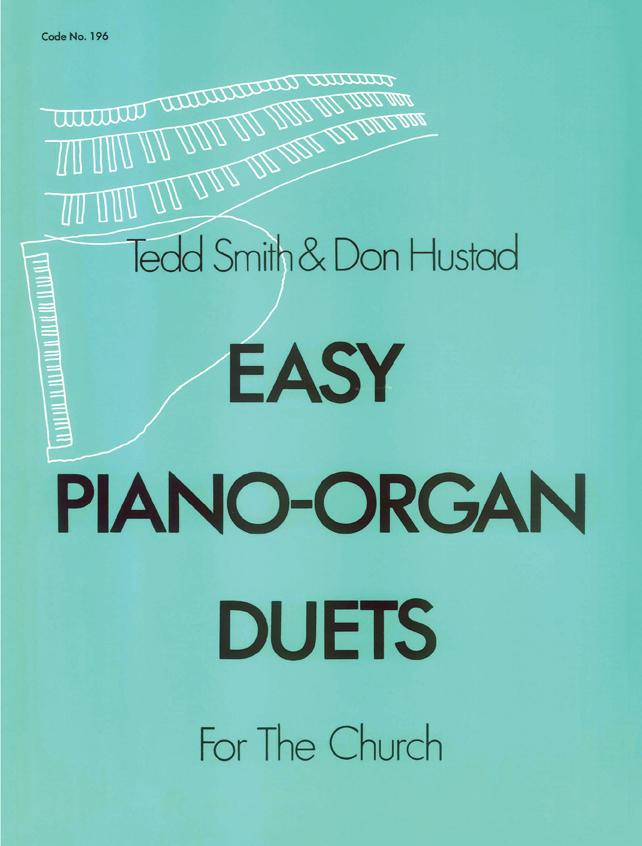 Easy Piano-Organ Duets