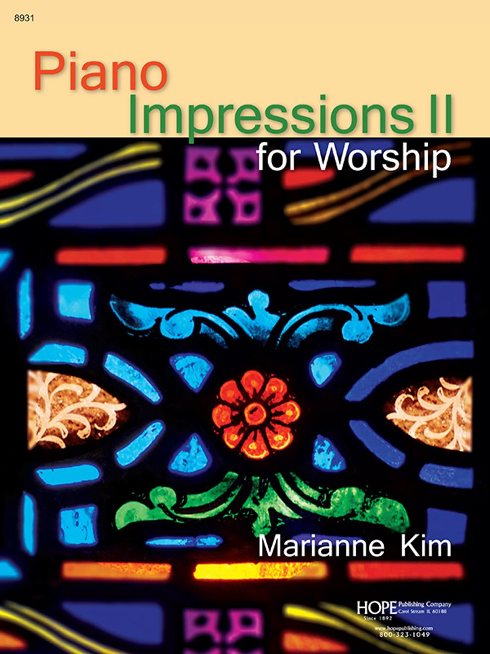 Piano Impressions for Worship II