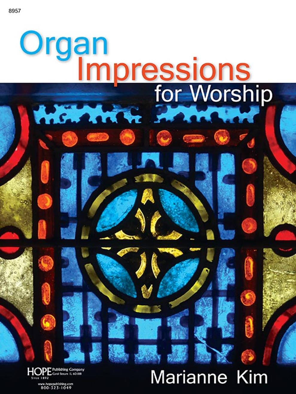 Organ Impressions for Worship