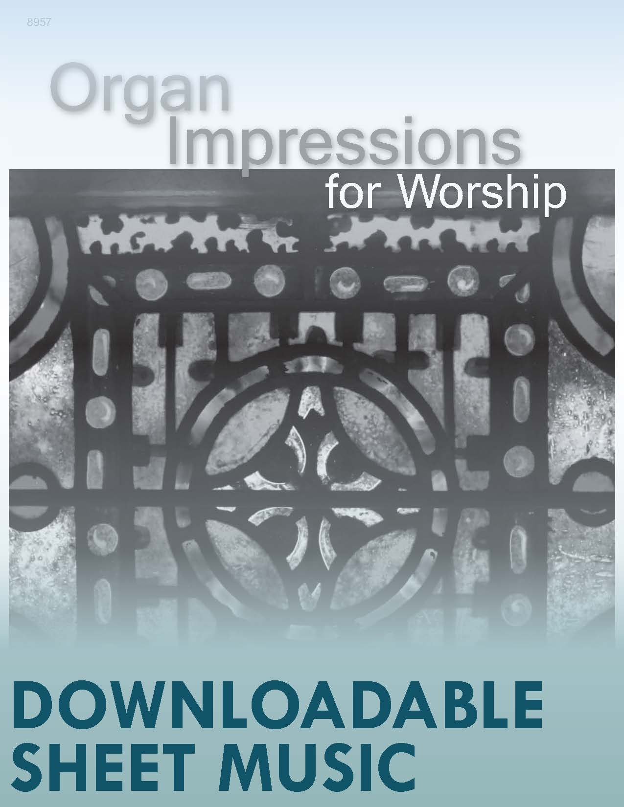 Organ Impressions for Worship (Digital Download)