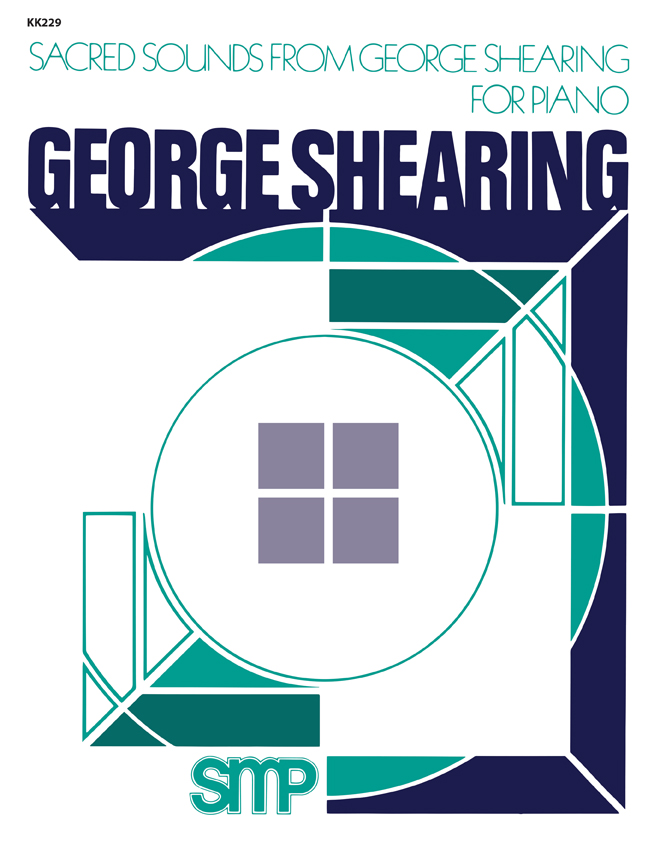 Sacred Sounds from George Shearing For Organ