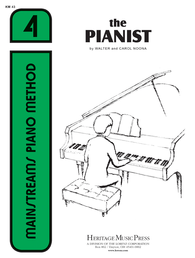 Mainstreams - The Pianist 4