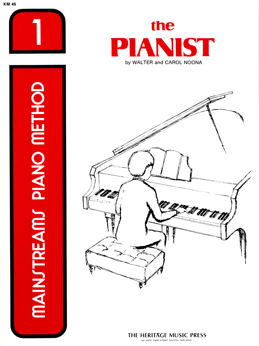 Mainstreams - The Pianist 1