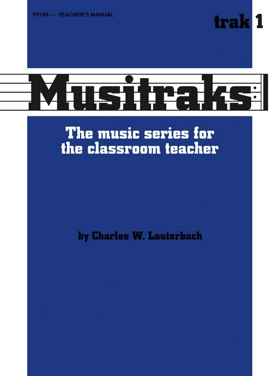 Musitraks 1 - Teacher's Manual