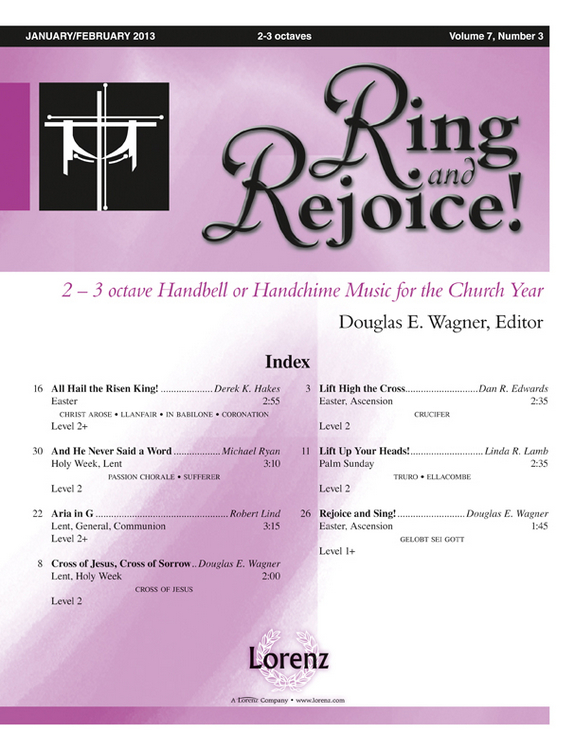 Ring and Rejoice! Jan/Feb 2013