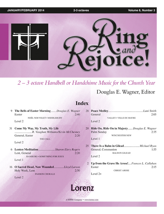 Ring and Rejoice! Jan/Feb 2014