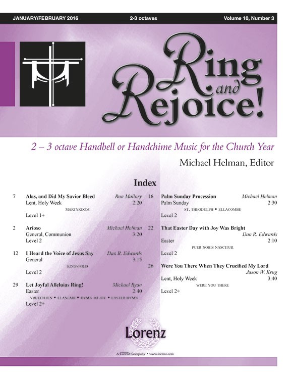 Ring and Rejoice! Jan/Feb 2016