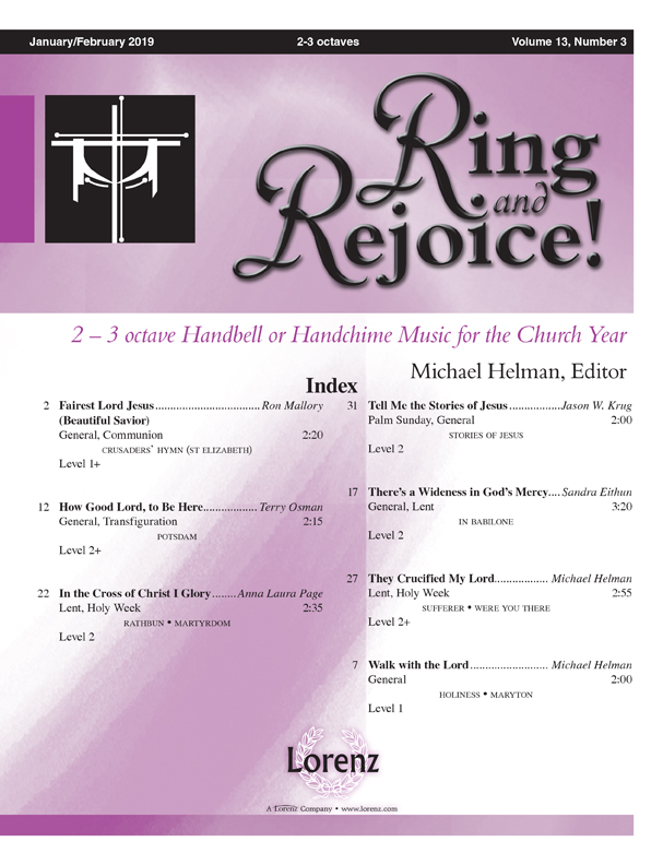 Ring and Rejoice! Jan/Feb 2019