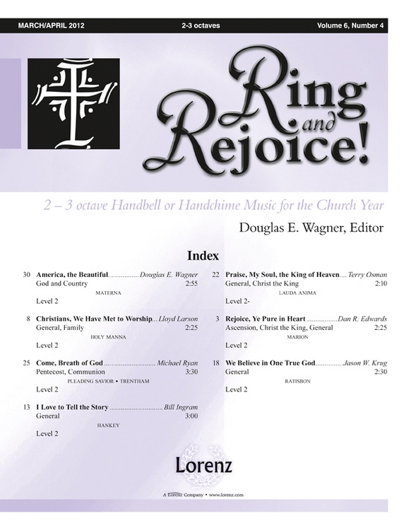 Ring and Rejoice! Mar/Apr 2012