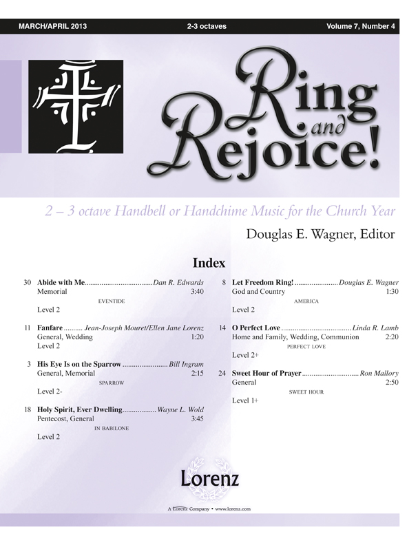 Ring and Rejoice! Mar/Apr 2013
