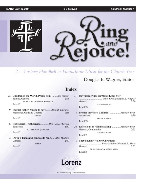 Ring and Rejoice! Mar/Apr 2014