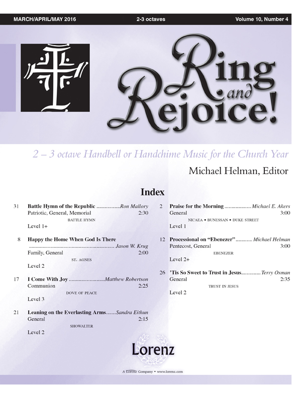Ring and Rejoice! Mar/Apr 2016