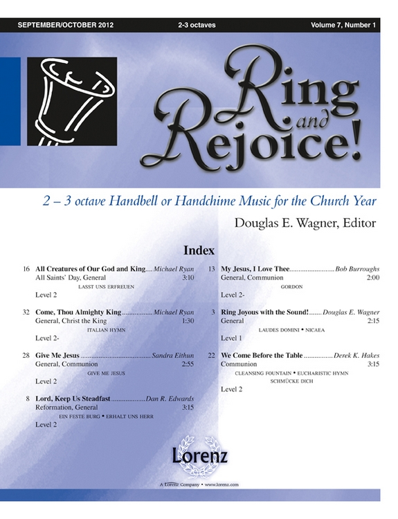 Ring and Rejoice! Sept/Oct 2012