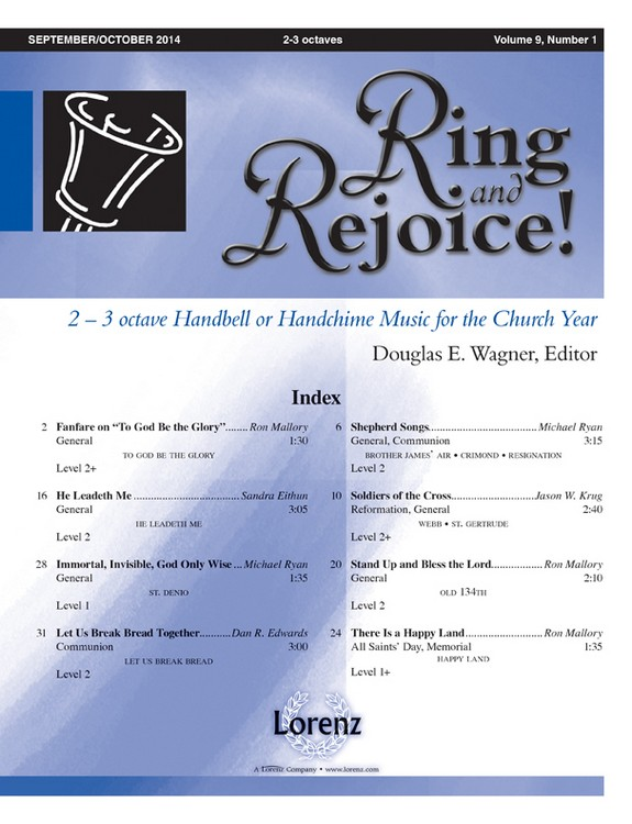 Ring and Rejoice! Sept/Oct 2014
