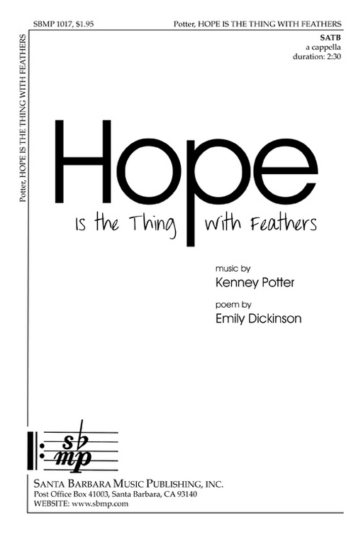 hope is the thing emily