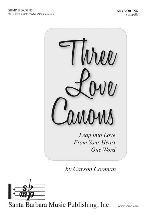Three Love Canons