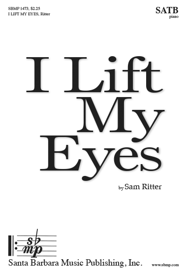 I Lift My Eyes