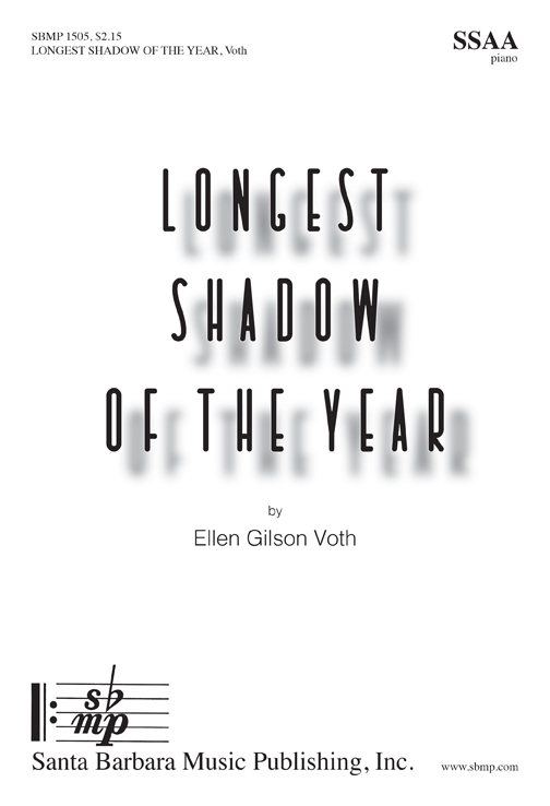The Longest Shadow of the Year