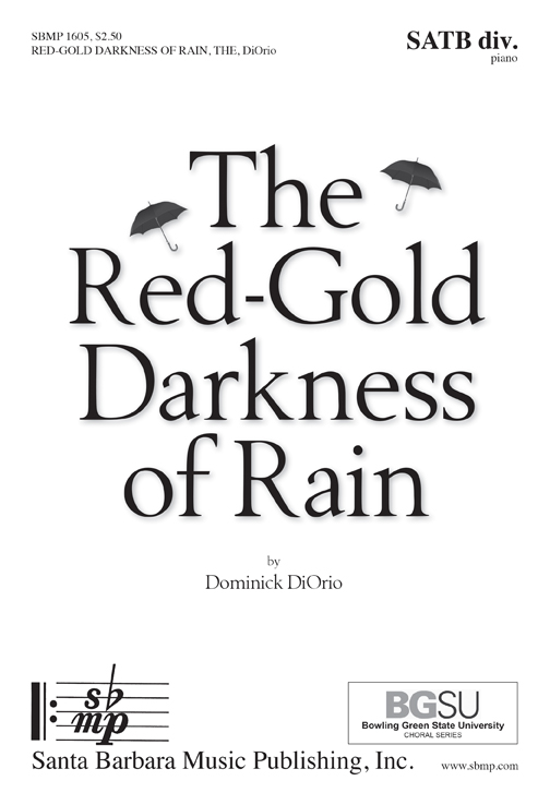 The Red-Gold Darkness of Rain