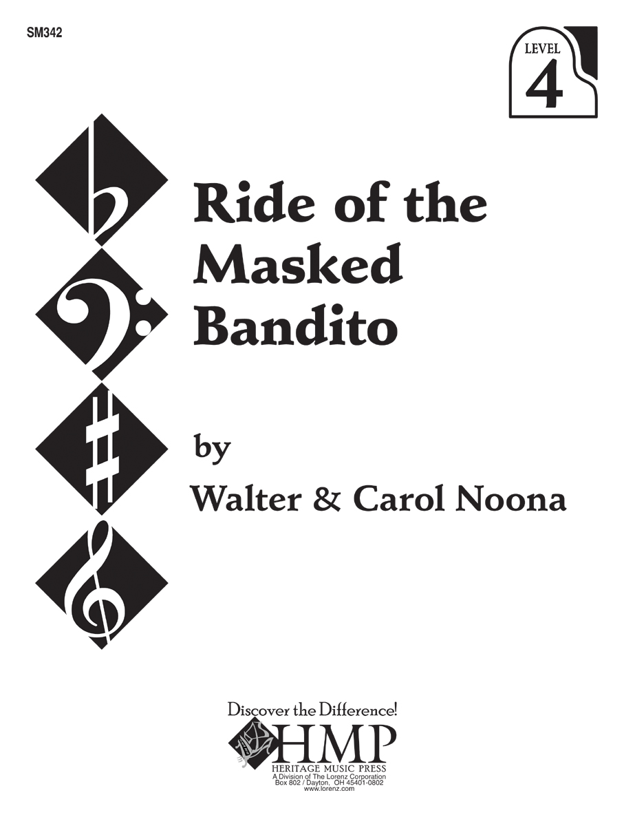 Ride of the Masked Bandito
