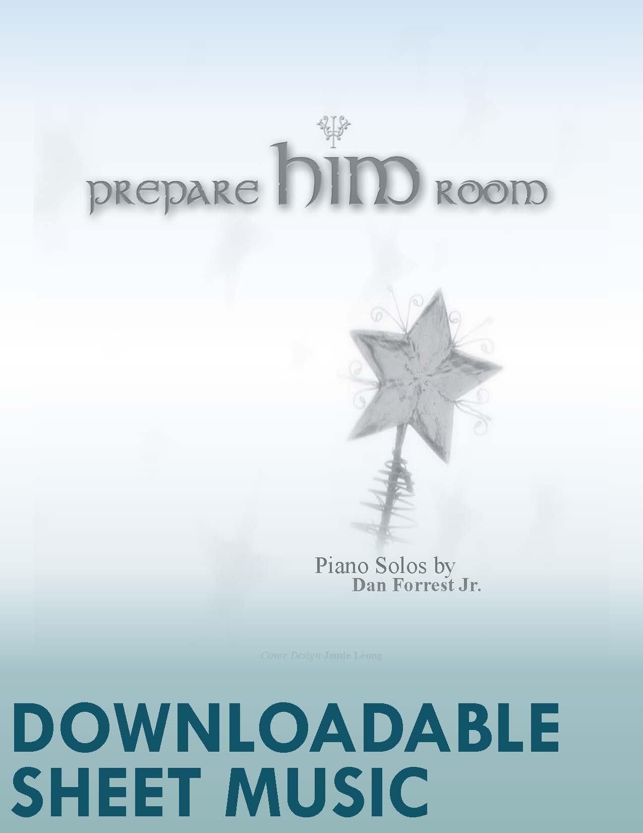 Prepare Him Room - Digital Download