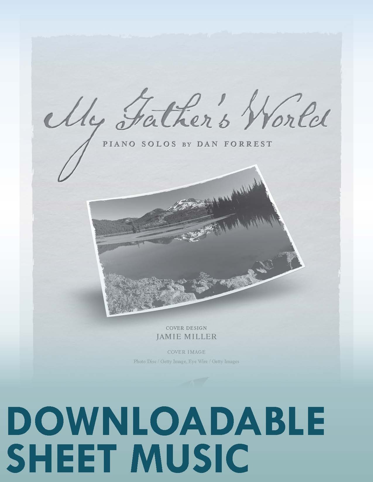 My Father's World - Digital Download