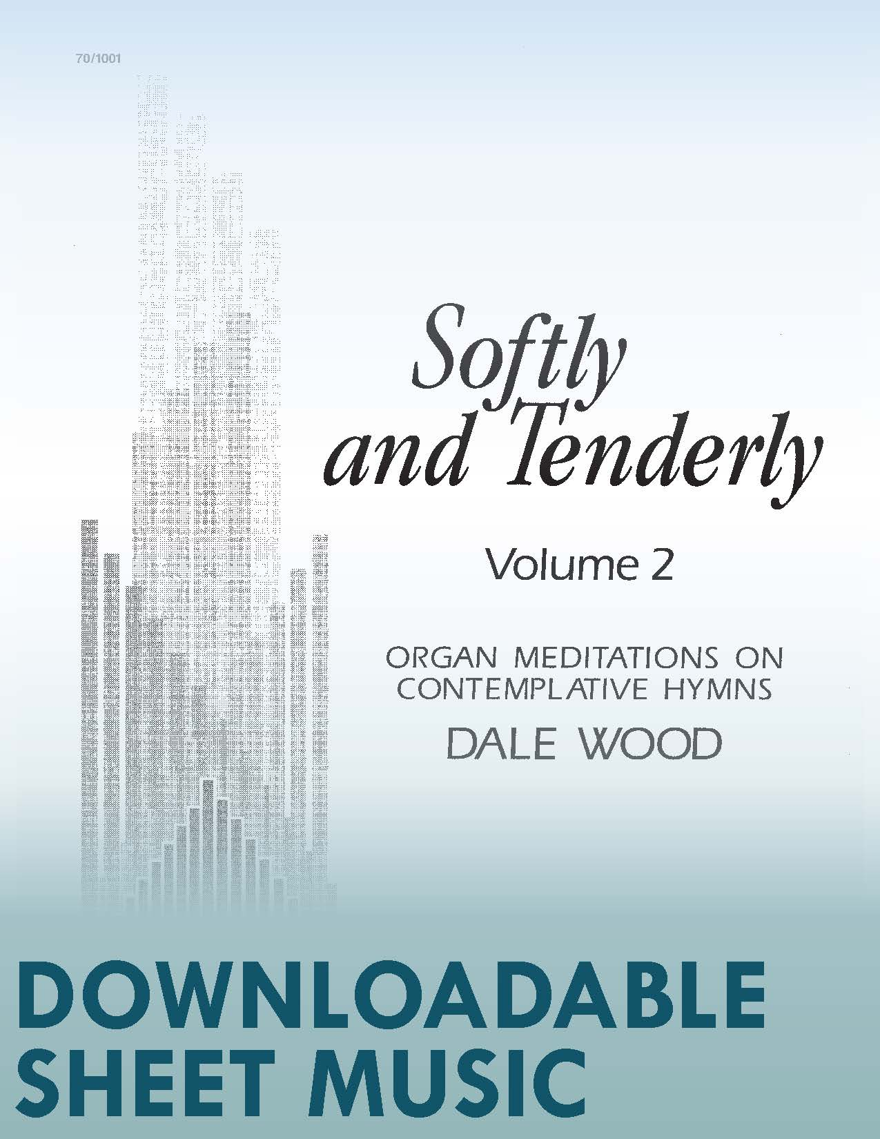 Softly and Tenderly, Vol. 2 - Digital Download