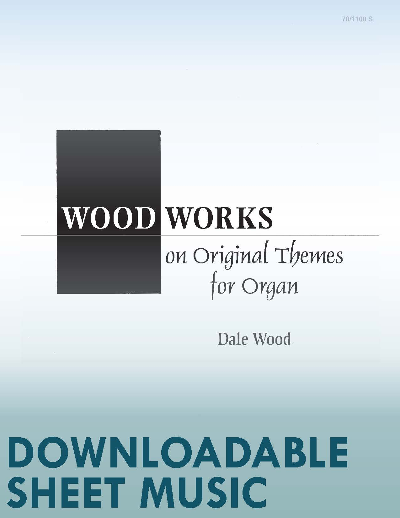 Wood Works on Original Themes - Digital Download