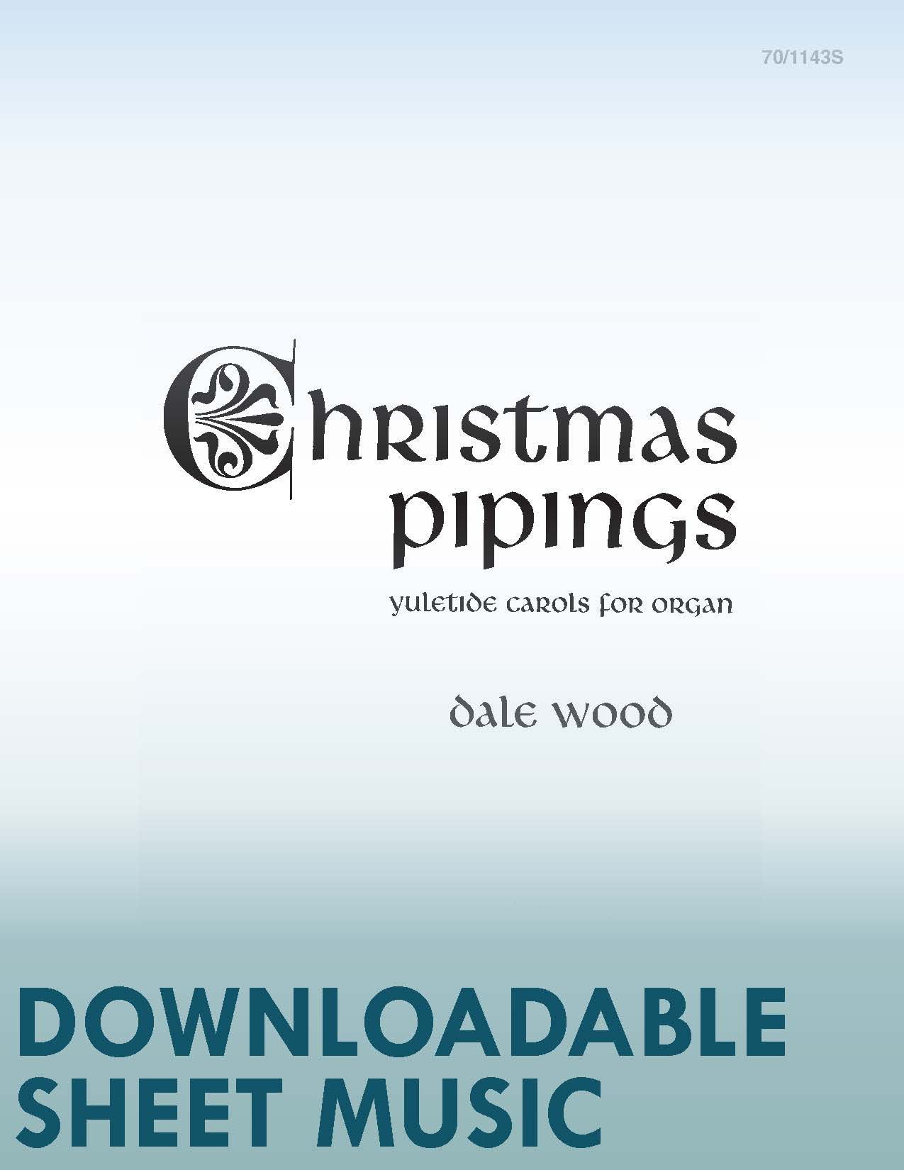 Christmas Pipings - Digital Download