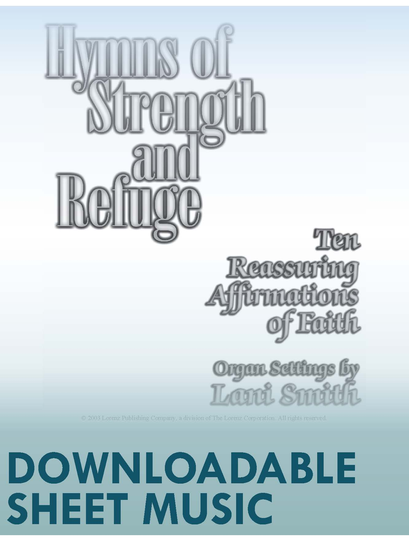Hymns of Strength and Refuge - Digital Download