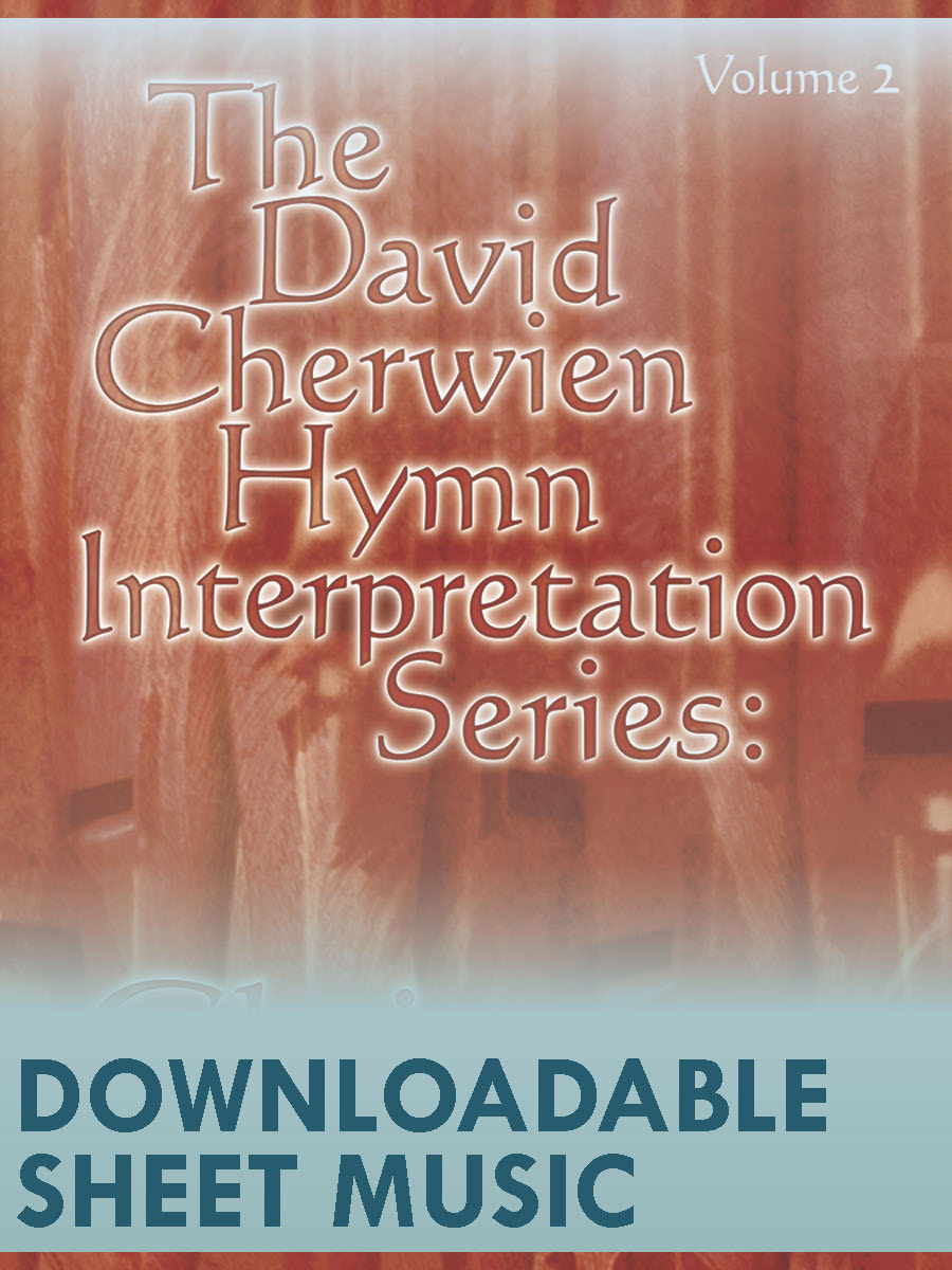 The David Cherwien Hymn Interpretation Series: Christmas, Volume 2 - Digital Dow