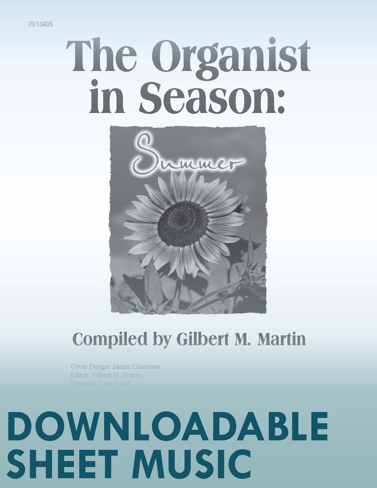 The Organist in Season: Summer - Digital Download