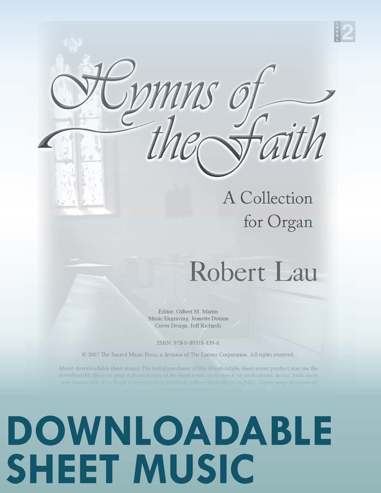 Hymns of the Faith (Digital Download)