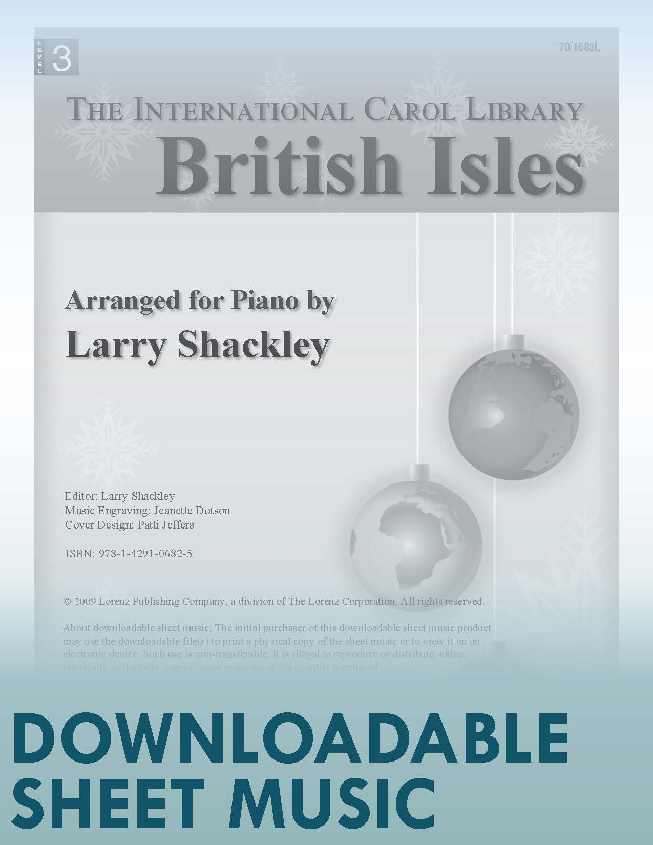 The International Carol Library - British Isles - Digital Download