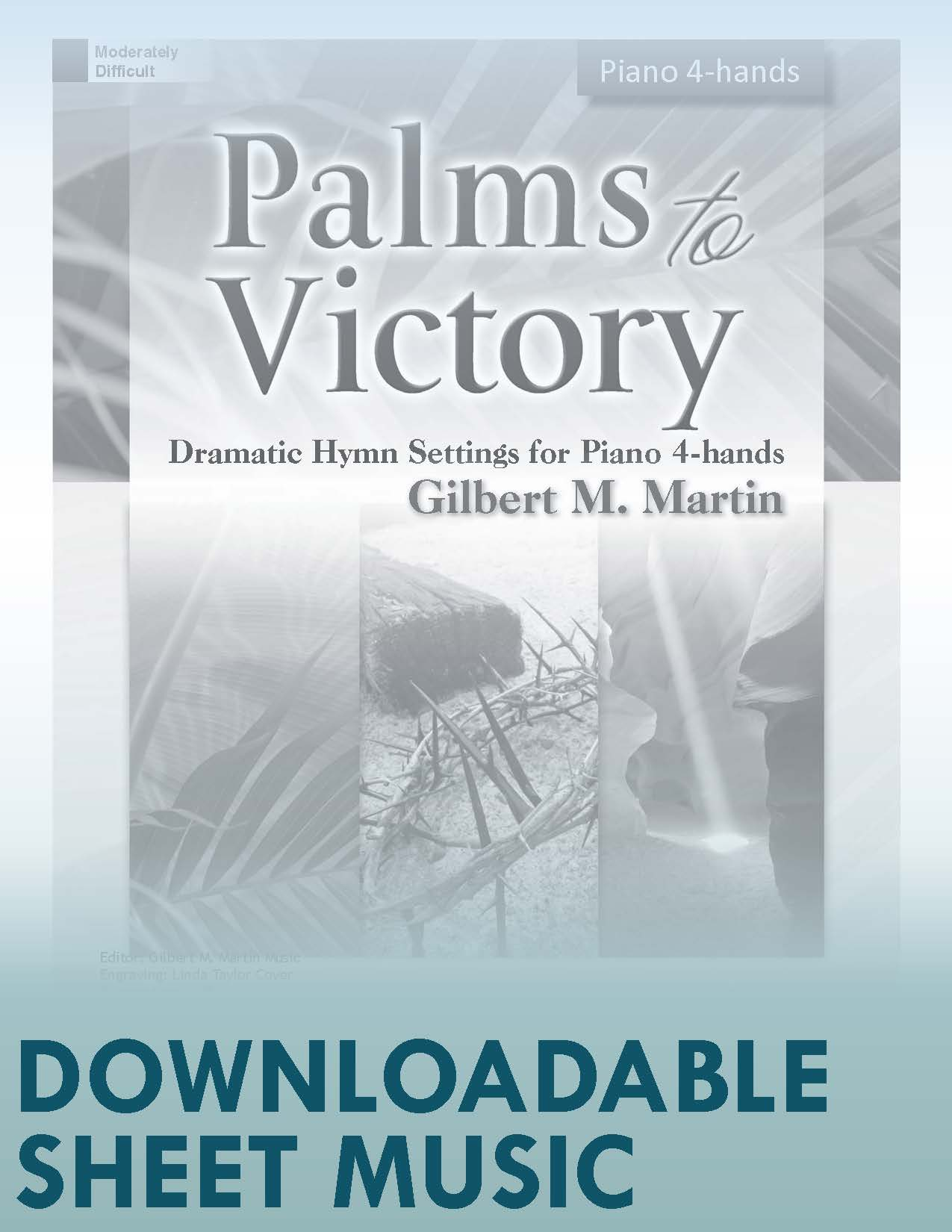 Palms to Victory - Digital Download