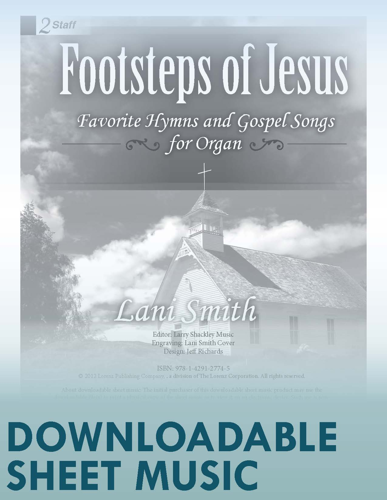 Footsteps of Jesus - Digital Download