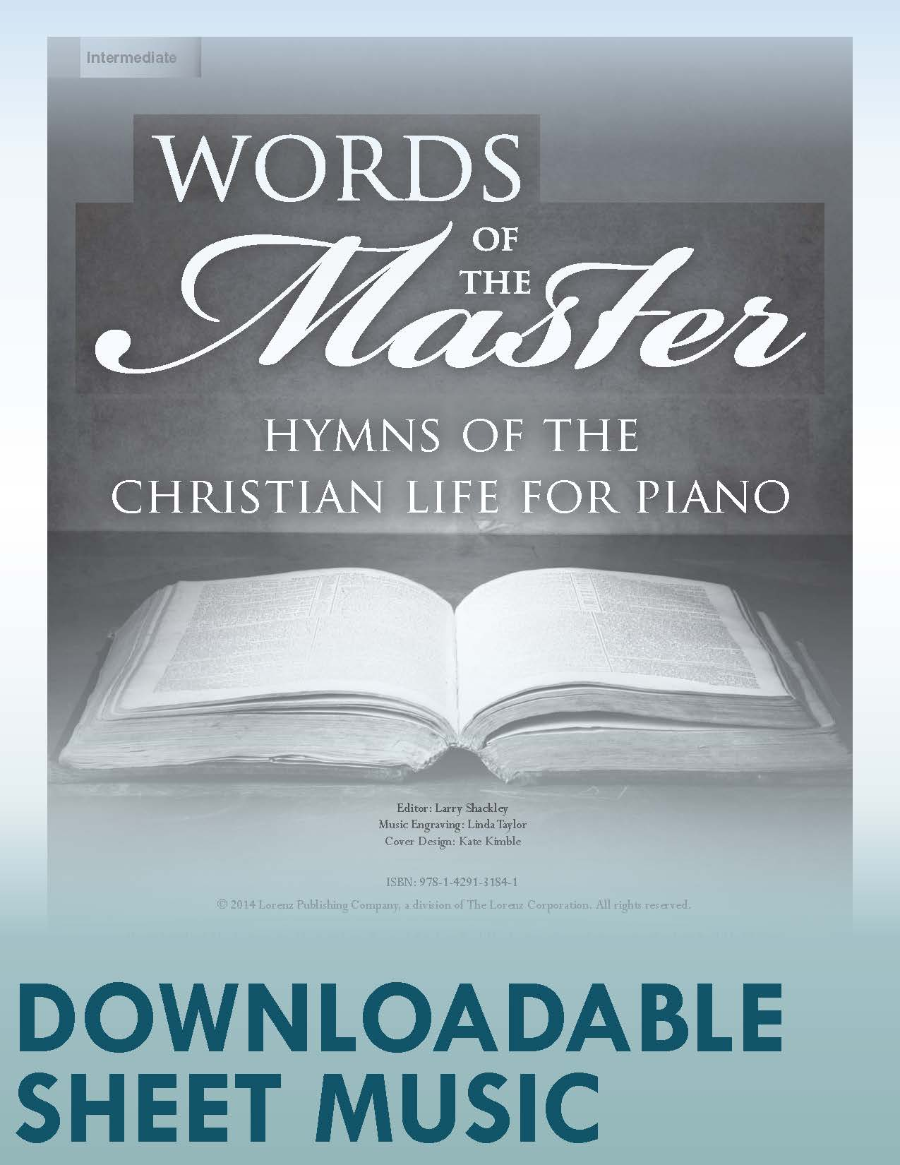 Words of the Master - Digital Download