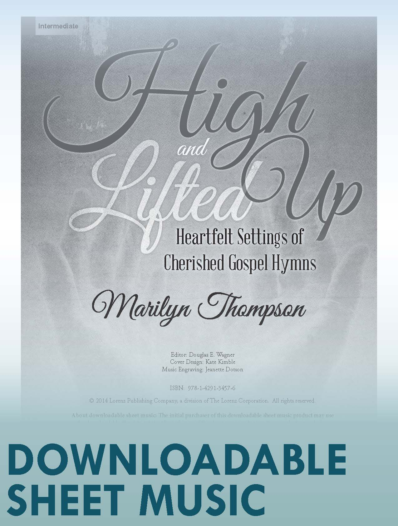 High and Lifted Up - Digital Download