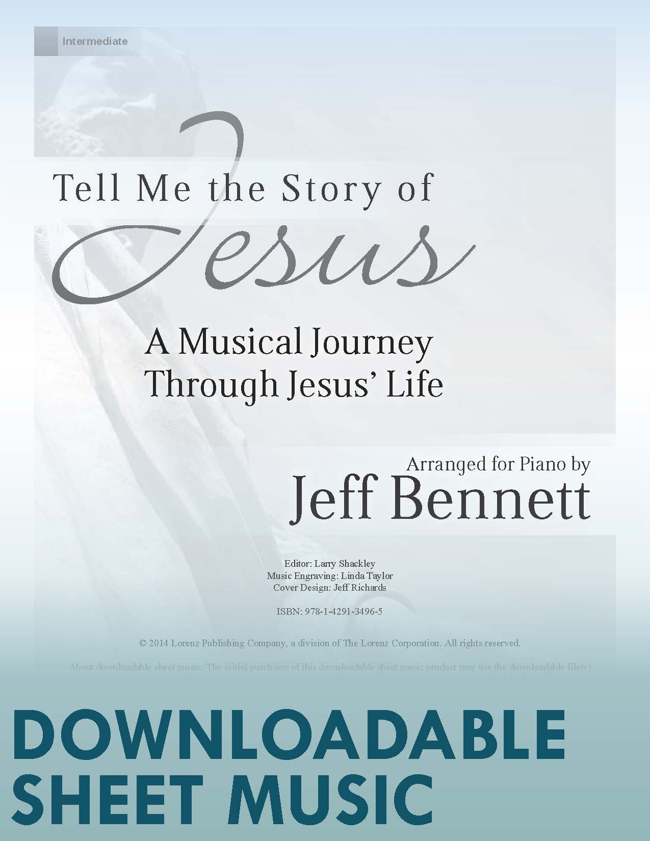 Tell Me the Story of Jesus - Digital Download