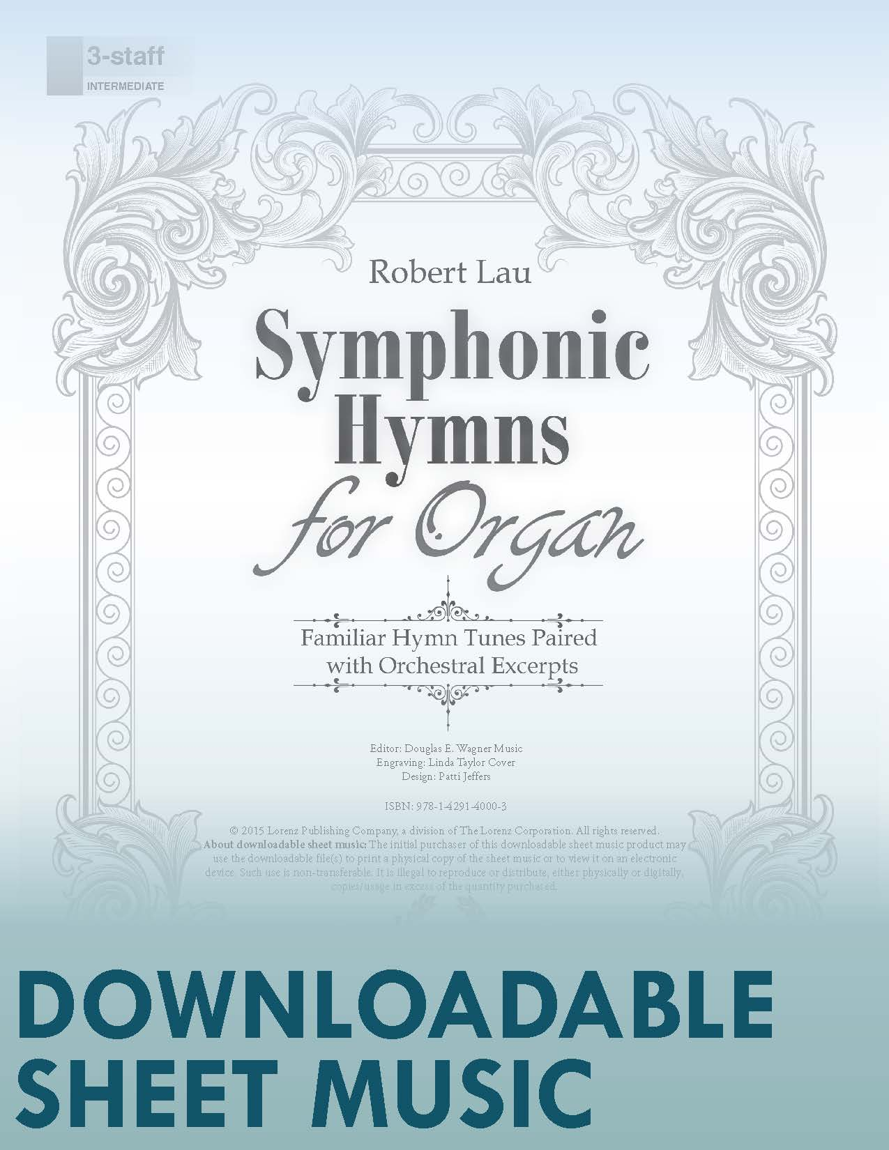 Symphonic Hymns for Organ (Digital Download)