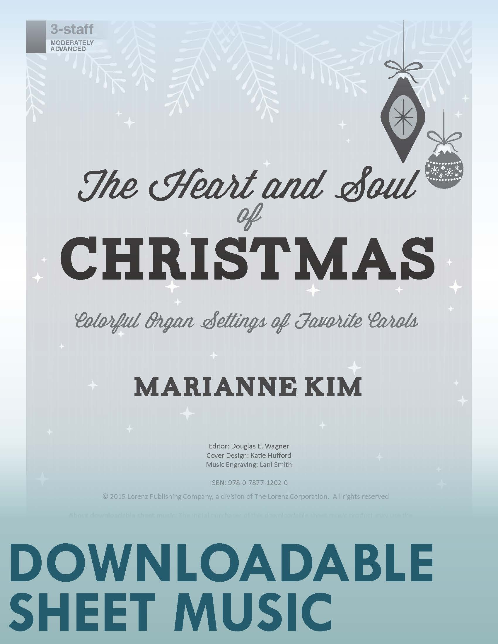 The Heart and Soul of Christmas - Digital Download