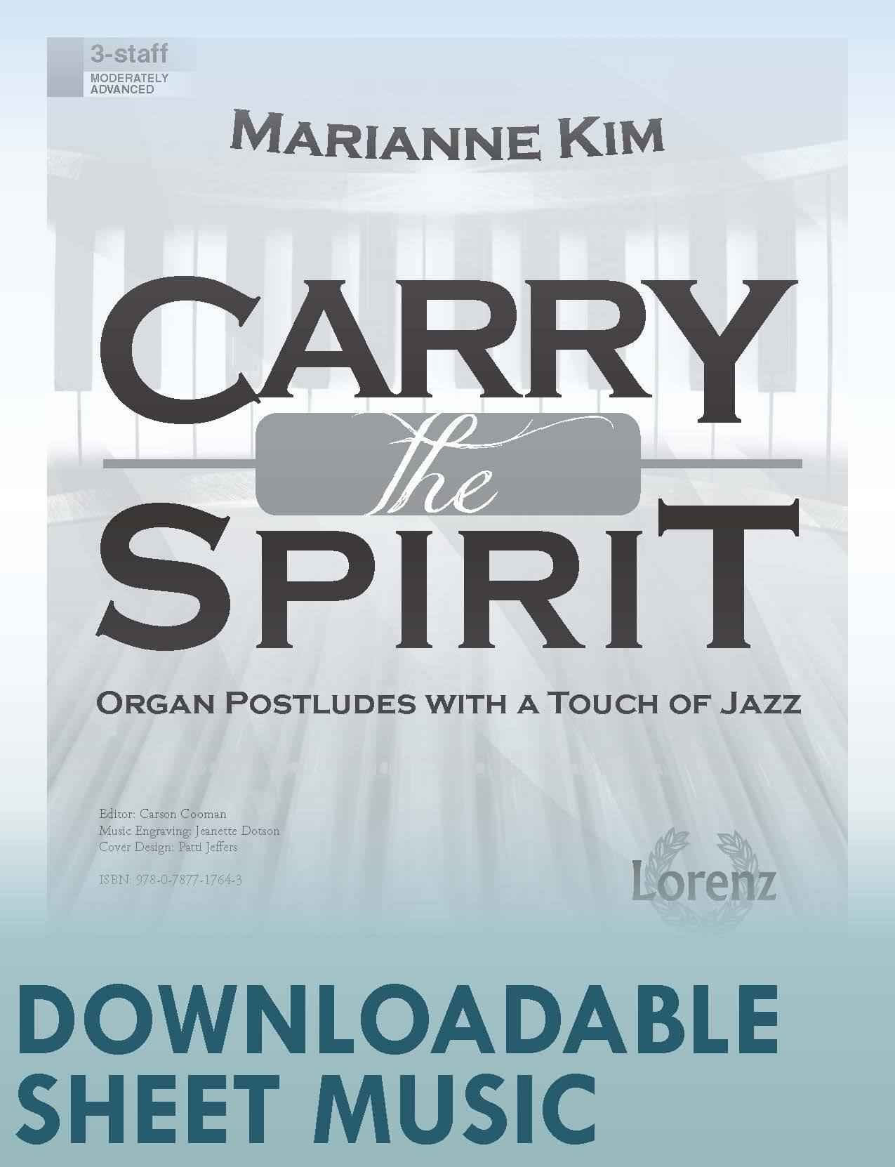 Carry the Spirit - Digital Download